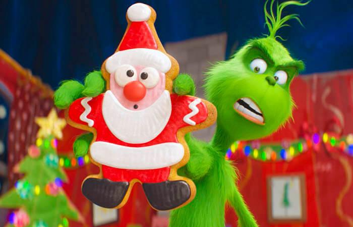 """""""El Grinch"""" inicia la temporada navideña en la taquilla USA"""