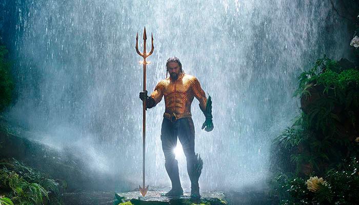 """""""Aquaman"""" destroza a sus rivales en la taquilla española"""