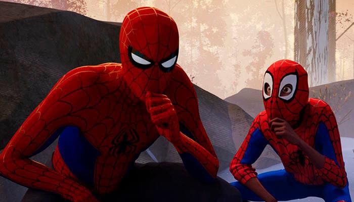 """""""Spider-Man: Un nuevo universo"""" lanza su telaraña a la taquilla USA"""